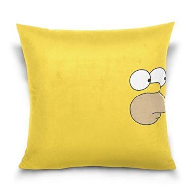 Copricuscino Simpsons