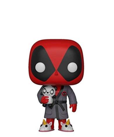 FUNKO [POP!]! Marvel - Deadpool - Bedtime Deadpool #327 Vinyl Figure 10cm - Popsplanet