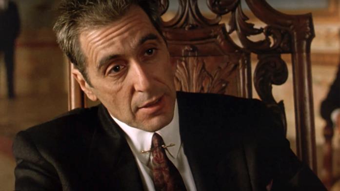 Un'immagine di Michael Corleone