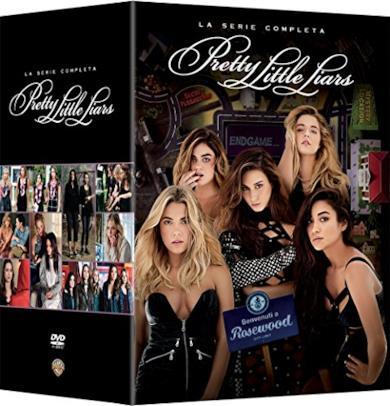 Cofanetto DVD di Pretty Little Liars - Stagioni 1-7