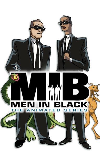 Poster Men in Black: The Series