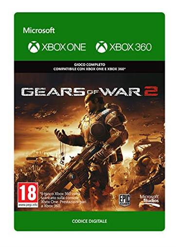 Gears of War 2 - Xbox One e Xbox 360