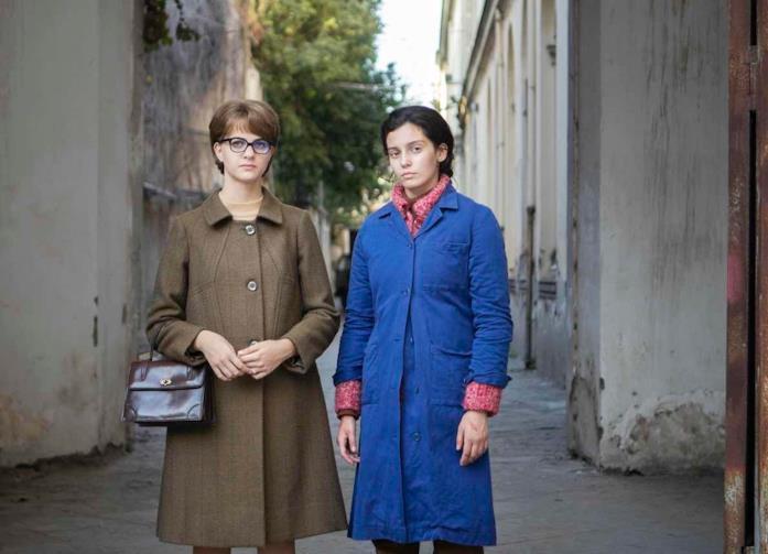 Lenù e Lila s'incontrano di nuovo nell'ultima puntata di L'amica geniale