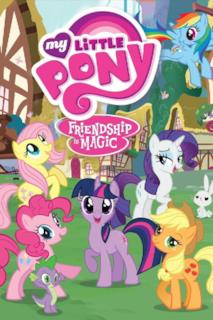 Poster My Little Pony - L'amicizia è magica