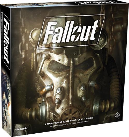 Annunciato il board game di Fallout