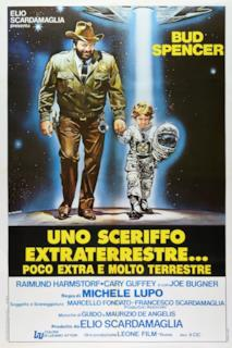 Poster Uno sceriffo extraterrestre... poco extra e molto terrestre