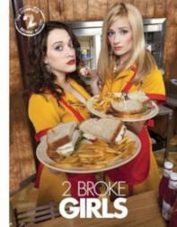 2 Broke Girls 2