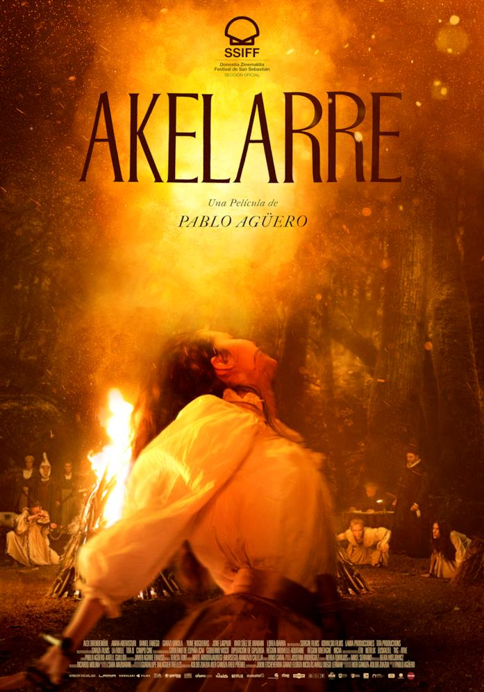 Il poster del film Il sabba