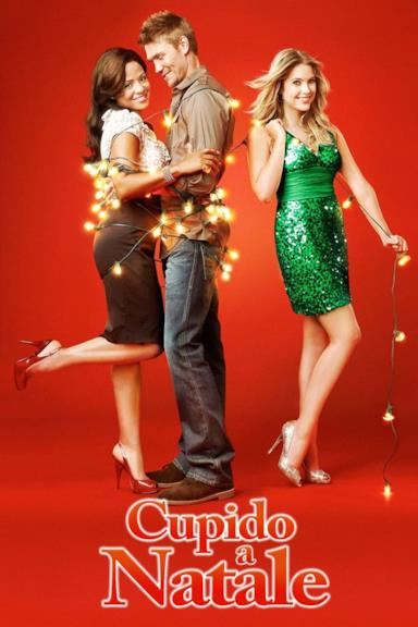 Poster Cupido a Natale
