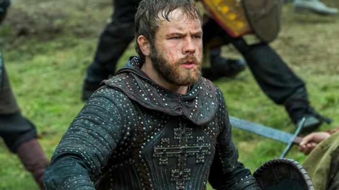 Moe Dunford in Vikings