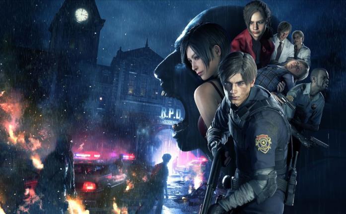 Resident Evil 2 resuscita grazie al remake di Capcom per PC, PS4 e Xbox One