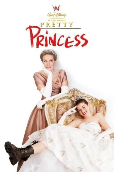 Poster Pretty Princess