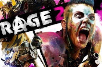 Rage 2: la cover del gioco