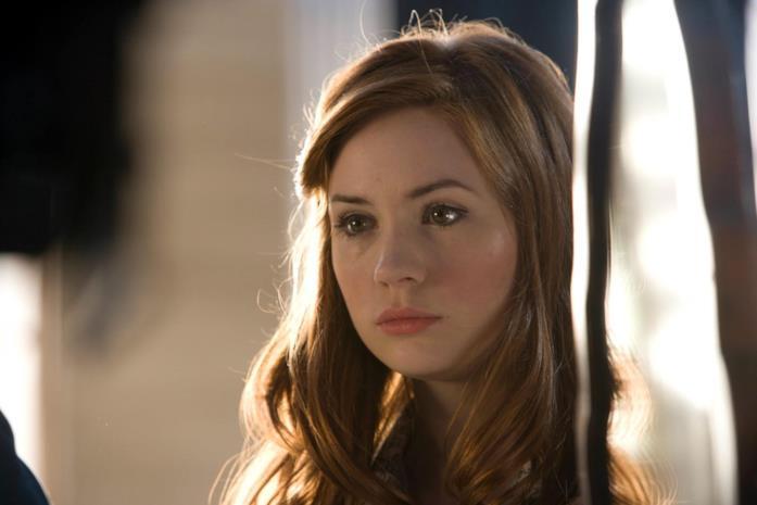 Karen Gillan è Amy in Doctor Who