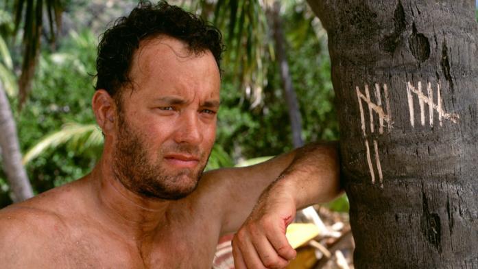 Il film su IRIS questa sera alle 23:00 Cast Away con Tom Hanks