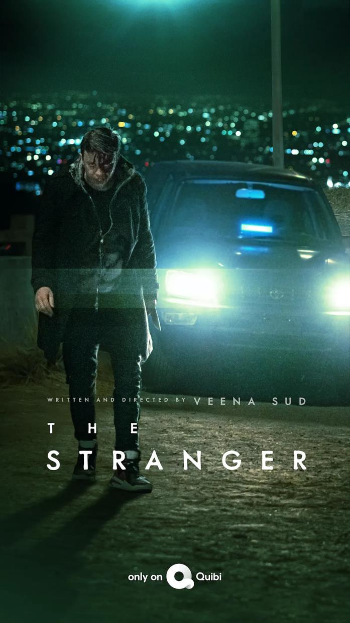 Dane DeHaan minaccioso nel poster di The Stranger