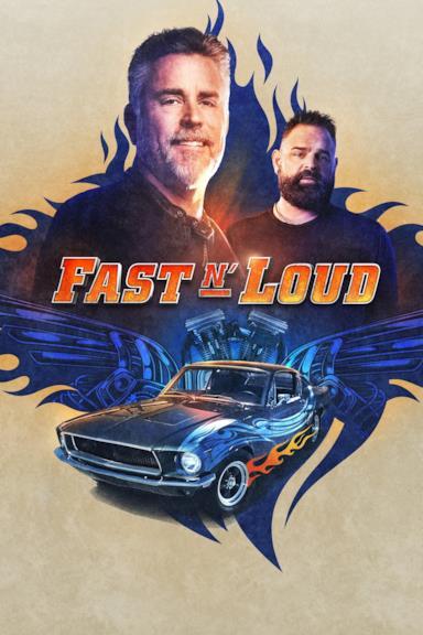 Poster Fast N' Loud