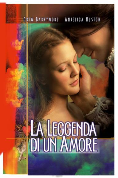 Poster La leggenda di un amore - Cinderella