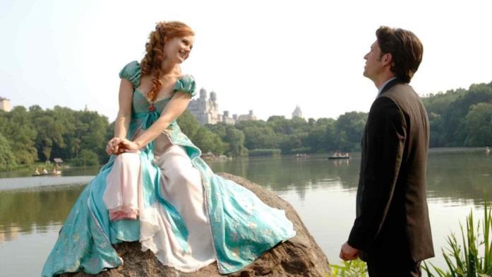 La storia d'amore tra Giselle e Robert proseguirà in Disincanto