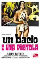 Poster Un bacio e una pistola