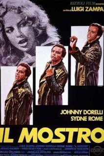 Poster Il mostro