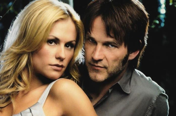 Sookie e Bill in True Blood