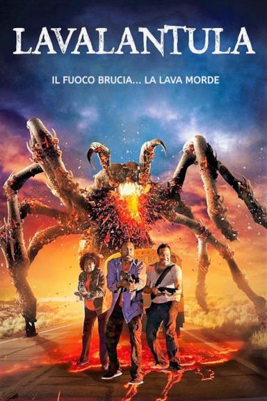Poster Lavalantula