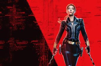 Natasha Romanoff in Black Widow