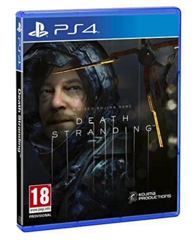 Death Stranding - PlayStation 4