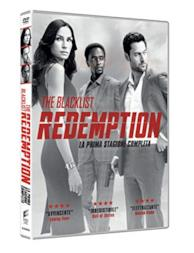The Blacklist Redemption: Stagione 1 (Box Set) (2 DVD)