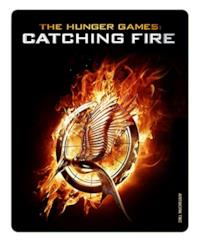 The Hunger Games : Catching Fire - Triple Play Steelbook [Edizione: Regno Unito] [Edizione: Regno Unito]