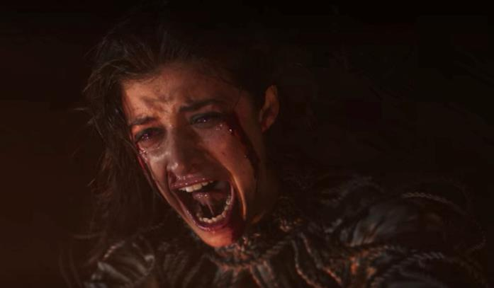 Anya Chalotra nell'episodio finale di The Witcher