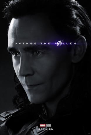 Avenger the fallen, i caduti: Loki