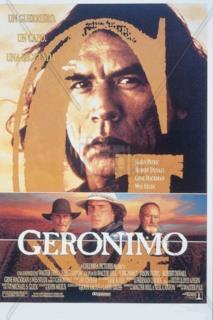 Poster Geronimo