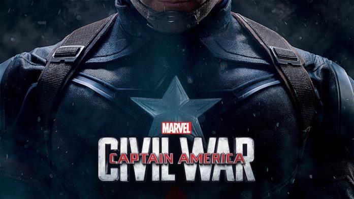 Captain America Civil War (2016) - Su Rai2 questa sera 16 aprile 2020