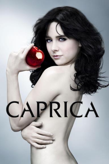 Poster Caprica