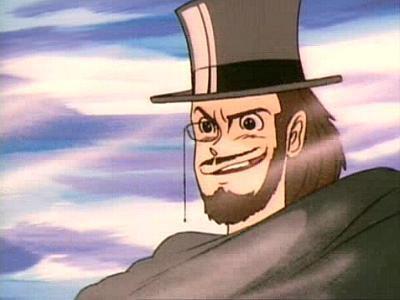 Lupin II padre