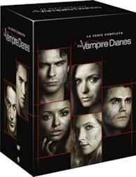 The Vampire Diaries: La Serie Completa 1-8