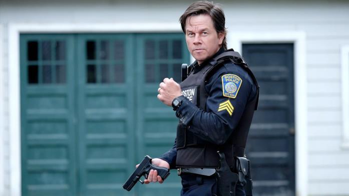 Una scena del film Boston Caccia all'Uomo