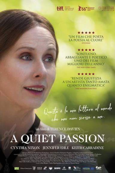 Poster A Quiet Passion