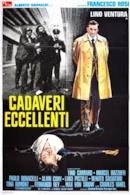 Poster Cadaveri eccellenti