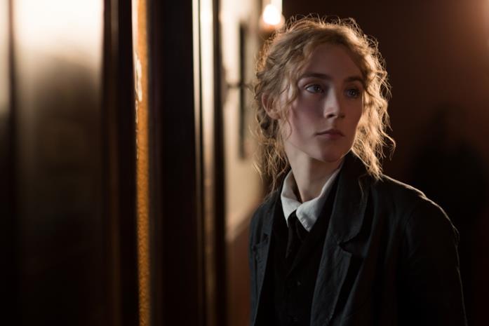 Piccole donne - Jo March alias Saoirse Ronan
