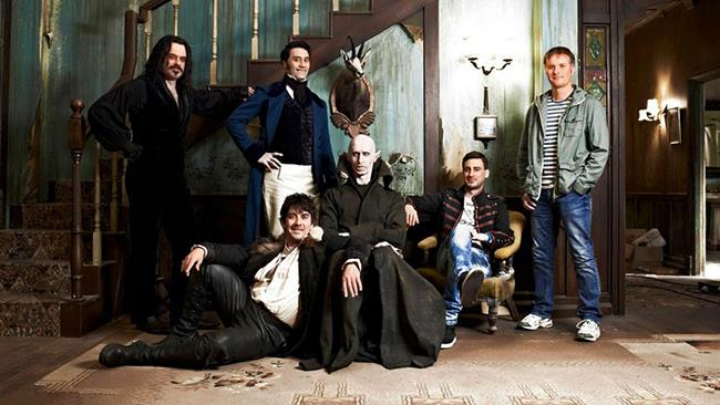I protagonisti di What We Do in the Shadows