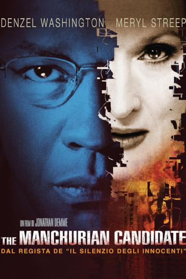 Poster The Manchurian Candidate