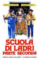 Poster Scuola di ladri - Parte seconda