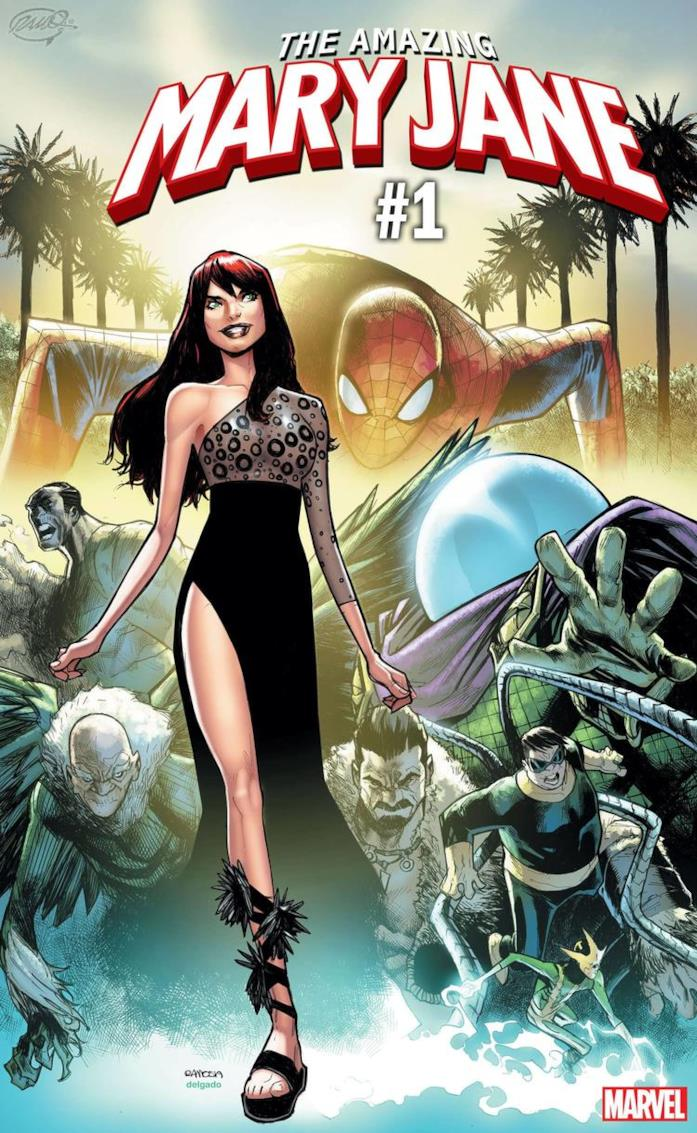 Cover di The Amazing Mary Jane #1