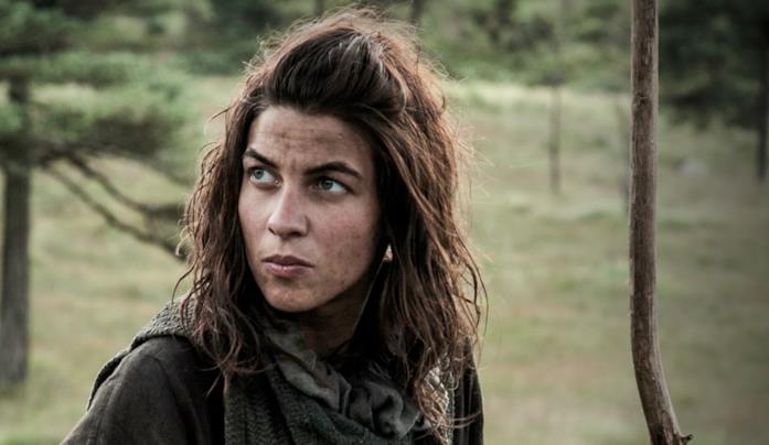 Natalia Tena è Osha in Game of Thrones