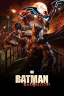 Poster Batman: Bad Blood