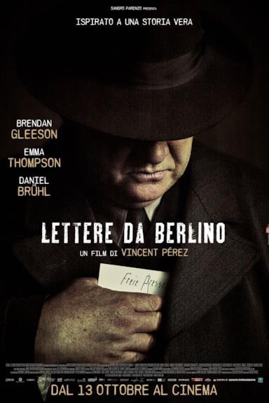 Poster Lettere da Berlino