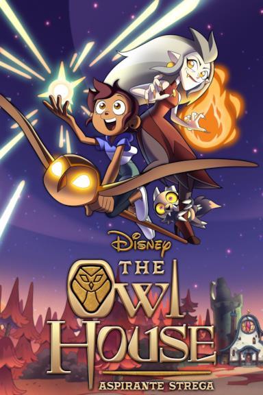 Poster The Owl House - Aspirante strega